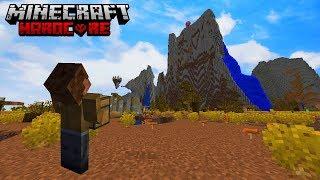 Góra IDEALNA! - HardCore II - [34] (Minecraft Na Modach)