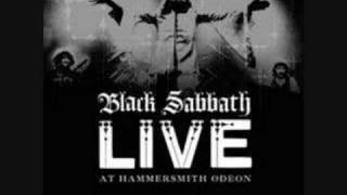 Black Sabbath - Country Girl (Live at Hammersmith Odeon)