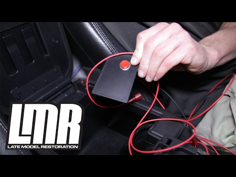 2005-2009 Mustang Trunk Release Button - Review & Install