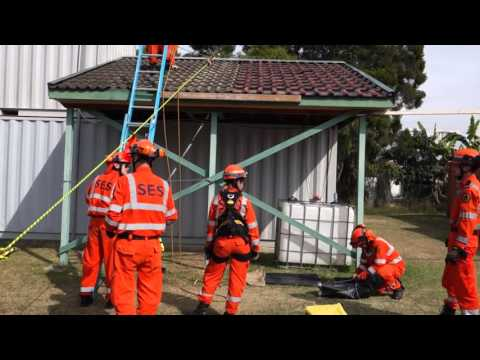 NSW State Emergency Service (SES) Open Day, Canley Vale