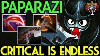 PAPARAZI Dota 2 [Phantom Assassin] Monster Top 1 China - Critical is Endless