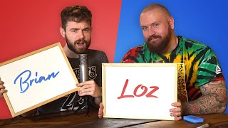 How Well Do True Geordie and Laurence Know Each Other?