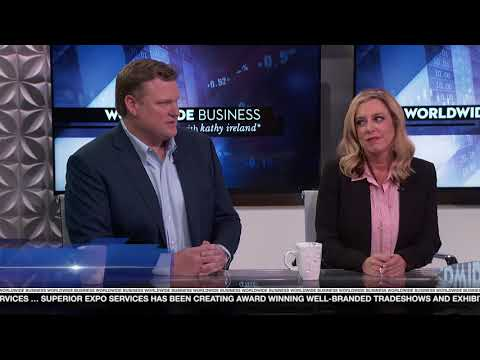 Superior Expo Services Featured on Worldwide Business with kathy ireland®