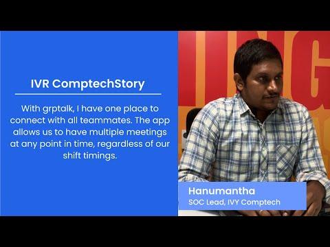 Providing A Single Point Of Communication   The IVY Comptech Story