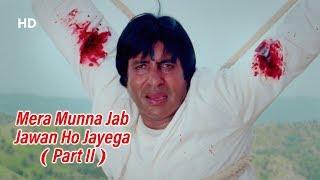 Mera Munna Jab Jawan   Lal Badshah(1999)   Amitabh Bachchan   Anuradha Paudwal   Udit Narayan