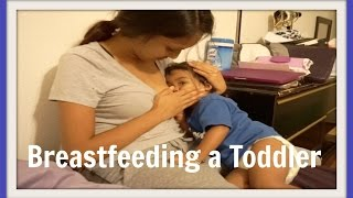 Breastfeeding a Toddler - April 25, 2016 - Ex2L