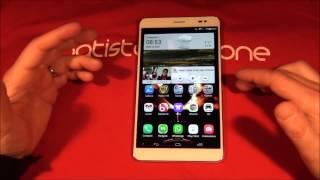 Video Recensione Huawei Honor X1 da batista70phone