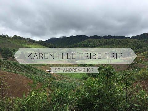 KAREN HILL TRIBE TRIP // 2016
