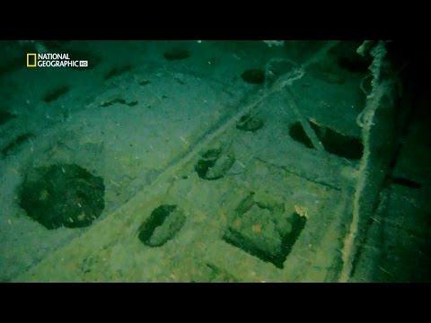 тайна затонувшей подводной лодки