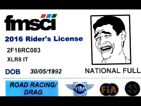 How to become a racer in india l Part 2 l FMSCI License