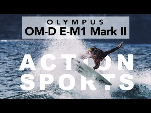 Shooting Action with the Olympus OM-D E-M1 Mark II