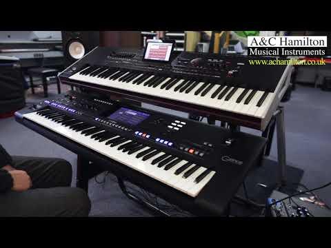 Yamaha Genos vs. Korg Pa4X – Sounds Comparison