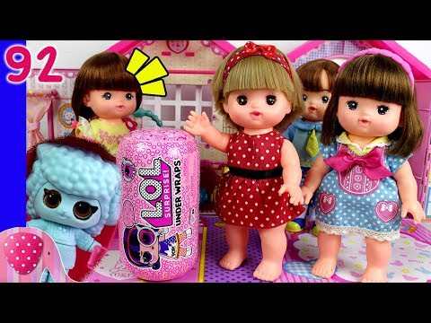 LOL Surprise Under Wraps Rena - Mainan Boneka Eps 92 S1P10E92 GoDuplo TV