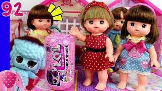 LOL Surprise Under Wraps Rena Mainan Boneka Eps 92 S1P10E92 GoDuplo TV