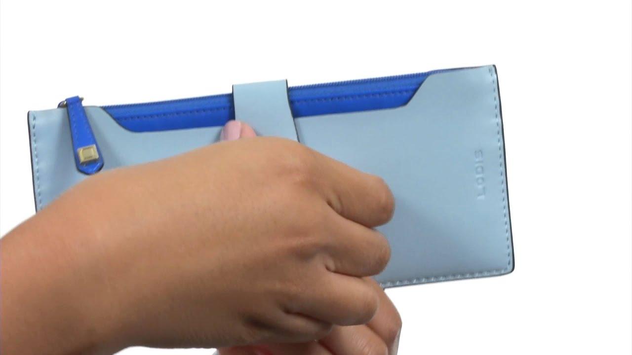 a834ae1e4f11 Lodis Accessories Blair Unlined Sandy Multi Pouch Wallet SKU:8559535 ...