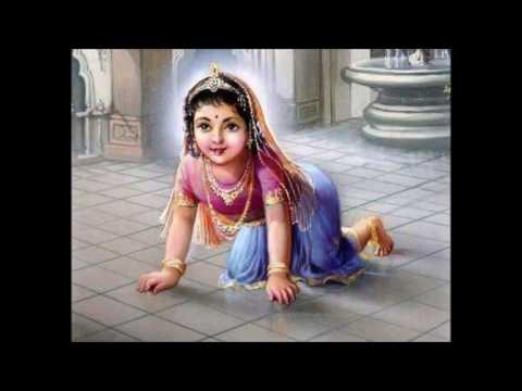 choti si kishori mere angna me dole re - by krishna chandra thakur ji
