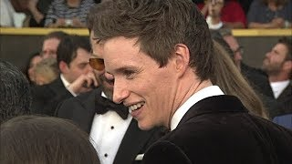 Eddie Redmayne - funny moments