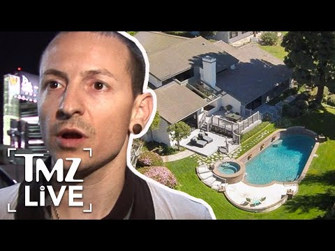 Chester Bennington Bought Family Home Just Before Suicide | TMZ Live