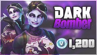 DARK BOMBER THE FUTURE SKIN THE MORE RARE OF FORTNITE!?