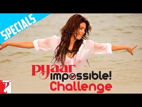 Pyaar Impossible Challenge - Uday & Priyanka Diving Video