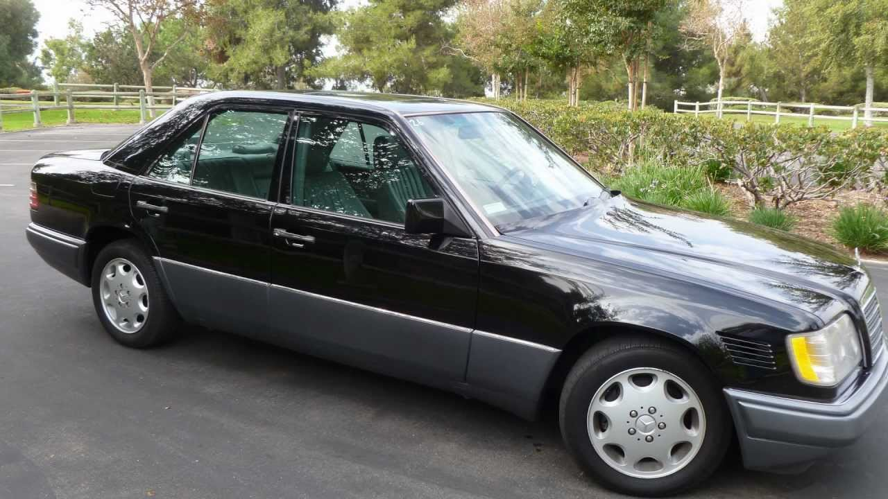 Mercedes benz e300 diesel youtube for Mercedes benz 1990 e300