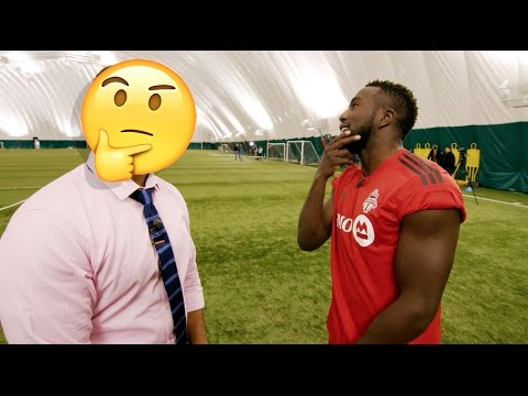 Jozy Altidore Is A Man On Fire - Cabbie Presents