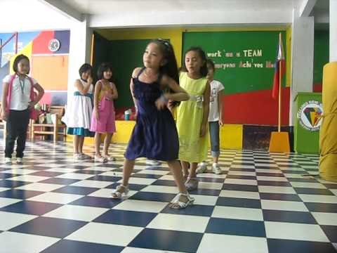 California Gurls (Katy Perry) - Precious Gem Academy Grade 1 Performing Arts Club Members
