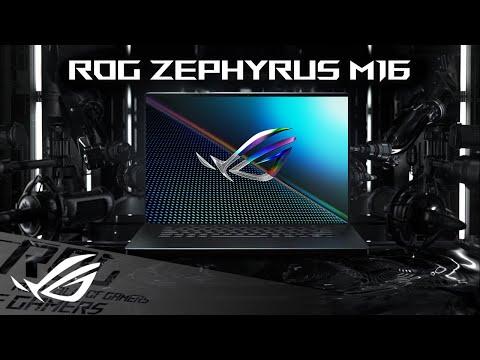 2021 ROG Zephyrus M16 - Thrill Your Senses   ROG
