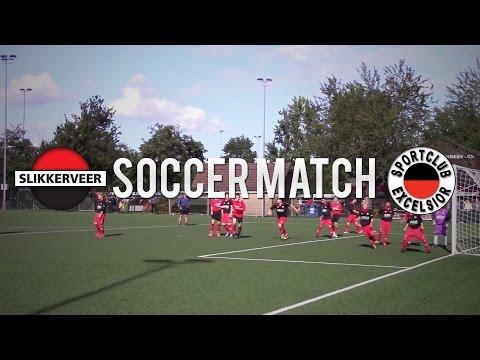 Soccer match : Slikkerveer C3 - Excelsior C4