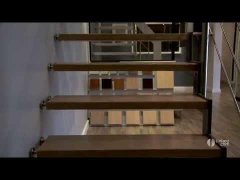 Conception Fabrication Et Pose D Escalier Bois Metalique
