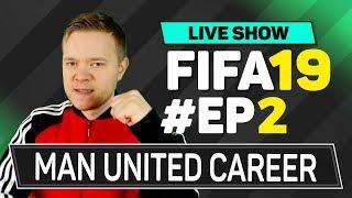 FIFA 19 Manchester United Career Mode Ep 2 Goldbridge