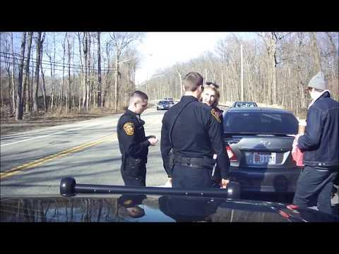 "Caren Turner, FIRED Port Authority commissioner tells NJ Police Officer ""shut the f–k up"" 3/31/2018"