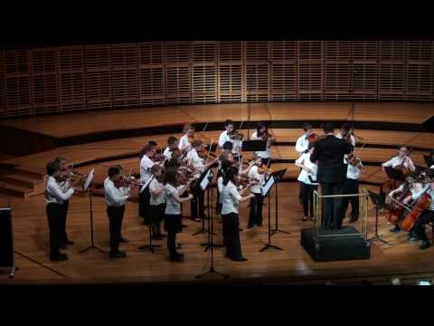 Tomaso Albinoni - Sinfonia in G Adagio - Sinfonietta - Sydney Youth Orchestra - SYO