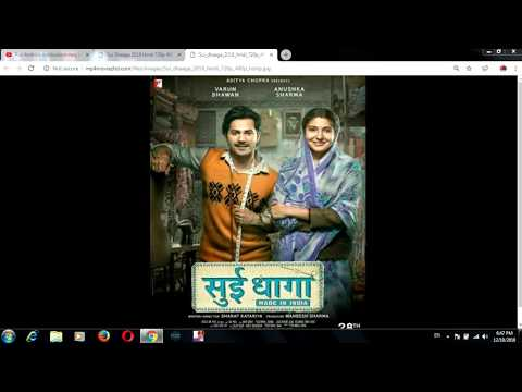 Download Sui Dhaga Movie 2018 In One Click Hd