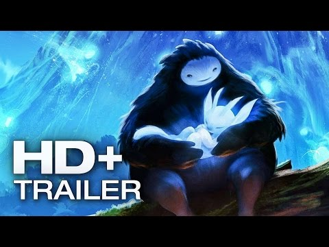 ORI AND THE BLIND FOREST Definitive Edition Trailer (2016)