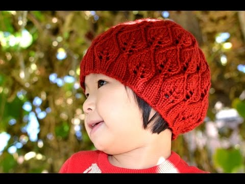 Christy Hills\'s Hat Knitting Patterns Collection 1 - YouTube