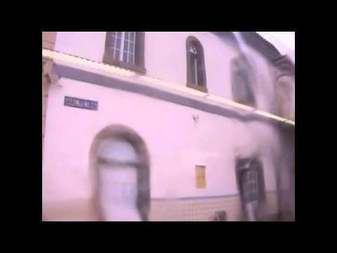 0413 🇵🇹 Malveira 🌧 Rain falls on a Railway Station 🚆 Western Line