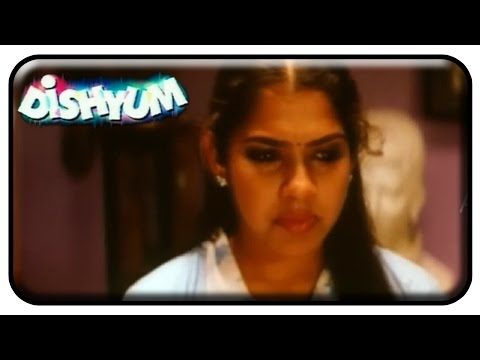 Dishyum Tamil Movie - Sandhya confesses to her parents about Jiiva