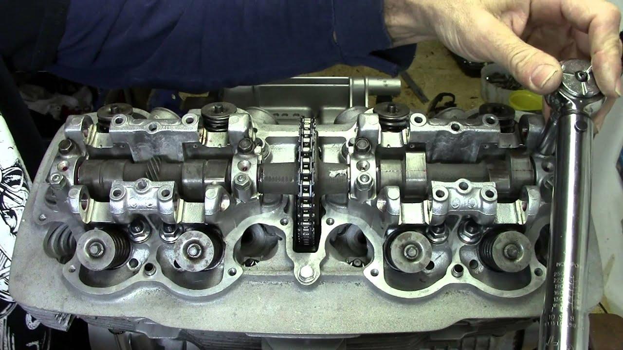 73 Honda CB750 Custom Build Part 19  Camshaft & Valves  YouTube