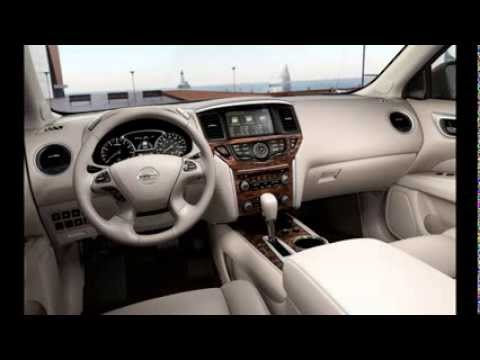 Perfect 2014 Nissan Pathfinder Interior