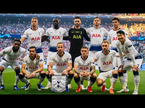 Tottenham ● Road to the Champions League Final 2019