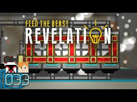 FTB Revelation-Ep03: Living Armor, Blood Magic, Phytogenic Insolator