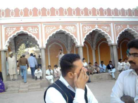 Chilla Gah Hazrat Bu Ali Qalander at Chiniot.MOV