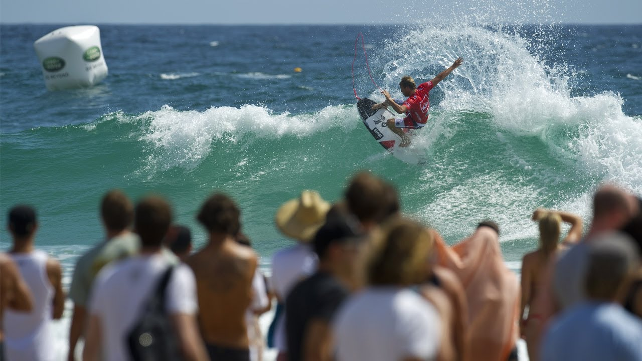 Finals Highlights — Quiksilver Pro Gold Coast