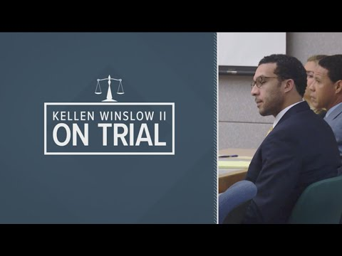 Accusers testify in Kellen Winslow II rape trial | Testimony from afternoon of 5/22/19