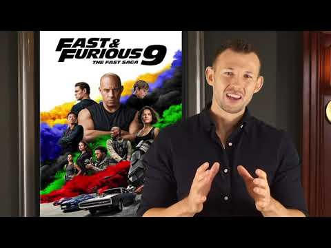 """Fast And Furious 9   F9 """"Movie Review"""""""