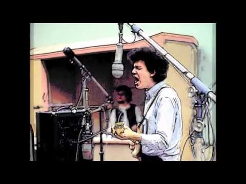 Mike Bloomfield & Nick Gravenites ~ ''Sweet Little Angel /Jelly Jelly '' Live 1977