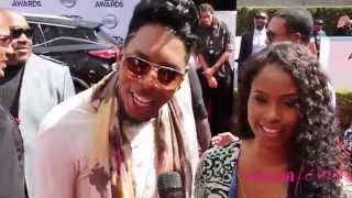 Deitrick & Dominique Haddon Talk 3rd Pregnancy!  Preachers Of LA & Fix My Choir!