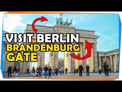 Visit Berlin: The Brandenburg Gate   GoOn Berlin