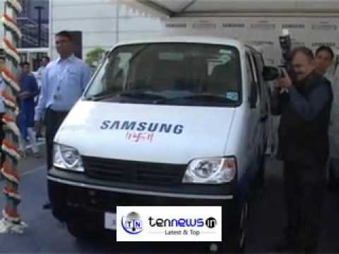 Thumbnail: SAMSUNG INDIA EXPANDS SERVICE NETWORK , DEPLOYS 535 SERVICE VANS TO COVER PAN INDIA